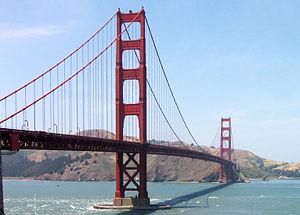 Wo Steht Die Golden Gate Bridge